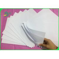 """Quality 100% Wood Pulp 70 Gsm & 80gsm Offset Printing Paper Jumbo Roll 31 * 43"""" for sale"""