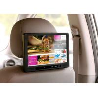 Quality Original Taxi Touch Screen Advertising 10.1 Inch Advertisement Panel With Fuse Protection for sale