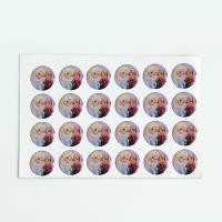 Quality Eco - Friendly Laser Sticker Custom Self Adhesive 3d Epoxy Domed Sticker for sale