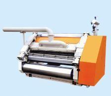 China Vacuum Absorption Single Facer Corrugated Machine 1400m-2200mm Width 80m/min on sale