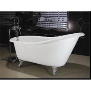 China Classic Slipper Cast Iron Bathtub on sale
