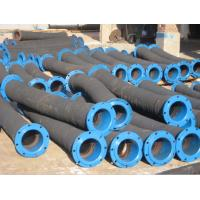 Quality heavy spring steel wire helix renforced hard wall mining hose,suction and discharge using for sale