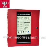 Quality Conventional fire alarm 24V 2 wire systems controll panel 4 zones for sale