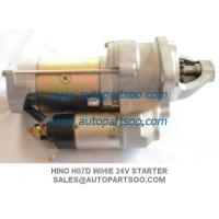 Hino Starter Quality Hino Starter For Sale