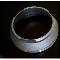 Buy cheap Printing Aluminum Textile Machinery Parts Rotary Screen End Ring For Printing Machine from wholesalers