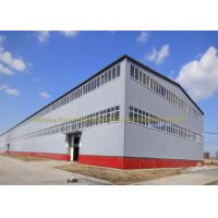Buy Anti Rust Warehouse Steel Structure Prefab Metal Buildings Hot Dip Galvanized at wholesale prices