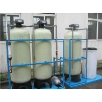 Quality Industrial Water Softener Systems For Well Water OEM / ODM Available for sale