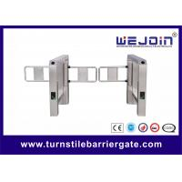 Buy cheap Automatic swing barrier integrated with modern intelligent management system and from wholesalers