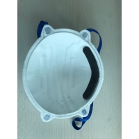 Quality SPP Nonwoven 3 Layer Anti Virus Tc-84a-7228 N95 Particulate Respirator for sale