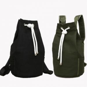 Quality Custom Drawstring Large Capacity Sports Bucket Basketball Bag for sale