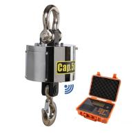 Buy cheap Wireless hanging Crane Scale 10t,30t,50t for Construction, container terminal from wholesalers