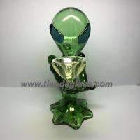 China Delicate Handmade Borosilicate Glass smoking pipe Glass hammer pipes Glass tobacco p107 on sale