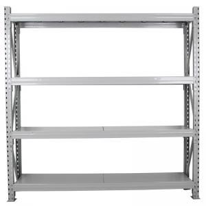 Quality Standard Model Four Level Medium Duty  Shelving Rack for sale