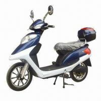 Quality Electric bike, electric scooter with 48V/350W motor, 48V/12Ah Lead-acid battery, 30kph maximum speed for sale