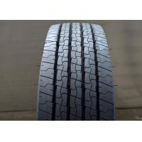 Quality Urban Buses / Travel Coach Tires 10R22.5 Closed Outboard Shoulder Design for sale
