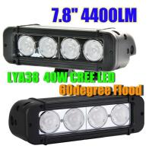 Quality 40w Led Bar Spot Light  for sale
