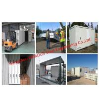China Easy Assembly Prefabricated Movable Container House With Low Cost Prefab Folding Container Homes on sale