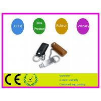 Quality 2GB,4GB,8GB OEM Leather USB flash drive AT-030H for sale
