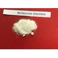 Quality White Color Legal Anabolic Steroids Powder Methenolone Enanthate CAS 303-42-4 For Muscle Building for sale