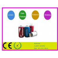 Quality Coca cola bottle shape 1G 2G 4G 16G 32G Customized USB Flash Drive AT-308 for sale