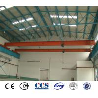 Quality Indoor Shop Low Clearance Bridge Crane with Hoist Trolley for sale