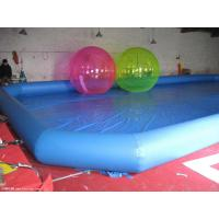 Buy cheap Large 0.9mm PVC Tarpaulin Inflatable Family Swimming Pool Outdoor from wholesalers
