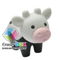 Quality SEA032 Cow shaped animal TPR super eraser for sale