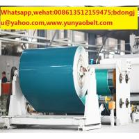 Quality food grade PU conveyor belt from chinese factory for sale