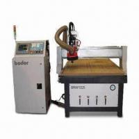 Quality Woodworking Machine with Vacuum Table and Shaft Linear Bearings for sale