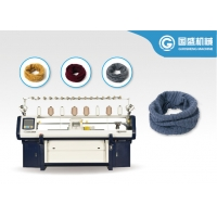 Quality Single Phase Wool Textile 7G Hat Knitting Machine for sale