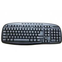 Quality Black compact  desktop wireless / Cordless USB Keyboard with ps 2 connector WES-K-005 for sale