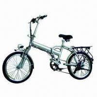 Quality Electric Bike with 36V/250W Motor, 36V/10Ah Lithium Battery, 25kph Maximum Speed for sale