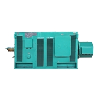 Quality YR 8002-4 5600kW Three Phase Asynchronous AC Motor IMB3 Mounting for sale