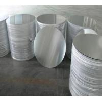 Quality 3003 Temper O 1.5mm Thick Round Aluminum Plate 100mm - 1400mm Diameter For Lamp Chimney for sale