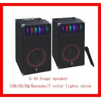 Quality Stage Speaker With USB/SD/EQ Functions (Q16) for sale