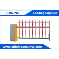 Automatic Boom Barrier Gate , Parking Boom Gate 3-6 Seconds