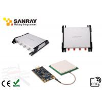 Quality Four Ports programming rfid reader long range With IMPINJ R2000 Chip for sale