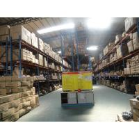 Quality Adjustable Pallet Racking Solution System 3 Beam Level And Floor 16.5FT / 5M Height for sale