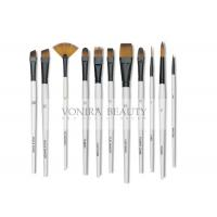 11pcs art body paint brushes set for oil painting craft for Wholesale craft paint brushes