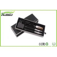 Quality 14mm Liquid Ego Ce4 Atomizer / Clearomizer E Cig Starter Kit 1100mah , No Leakage for sale