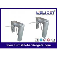 Buy cheap Die-casting Alloy Aluminum Mechanism Access Control Automatic Tripod Turnstile Barrier Gate from wholesalers