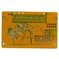 Fine Pitch ENIG Custom PCB Boards 4 Layer High Density For