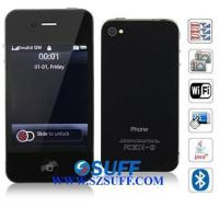 Quality HiPhone K1 Quad Band Tri SIM Cards Wifi Java FM Touch Screen Chinese Cell Phone for sale