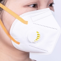 Quality GB2626-2006 FFP2 KN95 N95 Disposable Surgical Face Mask for sale