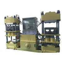 Buy cheap 200 Ton 4 Hydraulic Cylinder Balance Pressure Brake Pad Manufacturing Machinery from wholesalers