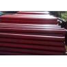 custom 1M HD Flange Concrete Pump Pipes 85Bar 130Bar 200Bar Working Pressure