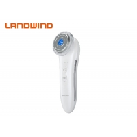 China White Anti Aging Sonic Vibrating Facial Massager Bar on sale