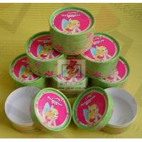 Buy cheap Airtight Paper Cans Packaging Round Cardboard Boxes With Lids from Wholesalers
