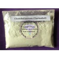 Quality Muscle Gain Anabolic Steroids Raw Powder Clostebol Acetate Turinabol Dosage For Sale for sale