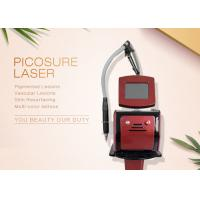 755nm Wavelength Pico Laser Tattoo Removal Machine For Pigment Acne Treatment